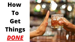 What Alcoholics Can Teach Us About Being More Productive