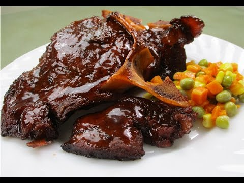 Video Honey Garlic T-bone Steak (No Oven)