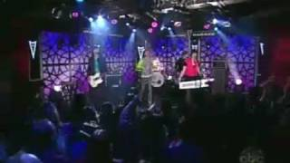 Guilty Pleasure- Cobra Starship [LIVE!]