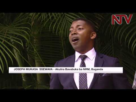 Abavubuka ba NRM boogedde ba Minisita abatakoze