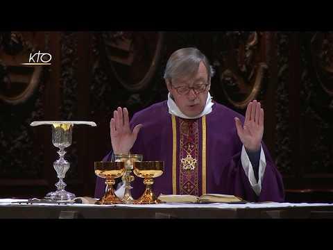 Messe du 15 décembre 2017
