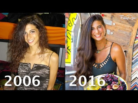 Hair FALLING OUT on a Raw Vegan Diet … My Hair Transformation!