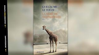 Guillaume Le Touze parle de La mort du taxidermiste sur TV5 Monde