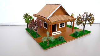 Miniature Dollhouse DIY
