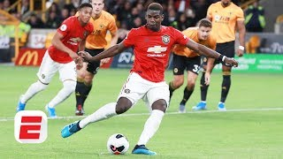 Should Marcus Rashford have taken the ball off Paul Pogba on Manchester United's penalty? | ESPN FC