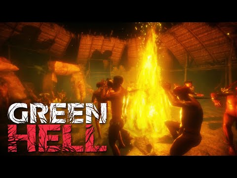 A TRIP BACK IN TIME! Green Hell Story Mode Part 2