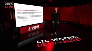 """Lil Wayne: Dead or Alive?"" Exclusive with DJ Skee on AXS Live"