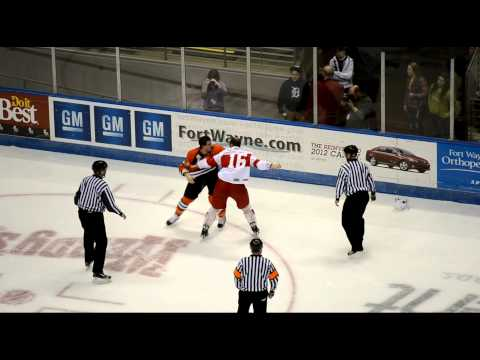 David Starenky vs. Brett Clouthier