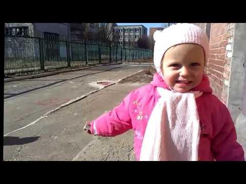 Иннуська-манюнька на экскурсии в детском саду....