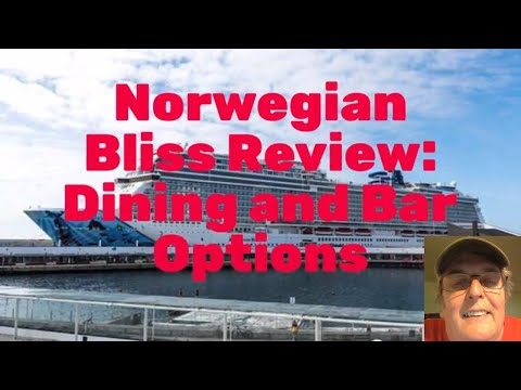 Norwegian Bliss Review