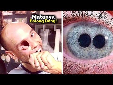 Orang-Orang Dengan Mata Paling Unik dan Spesial di Dunia!