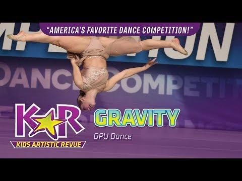 """""""Gravity"""" from DPU Dance"""