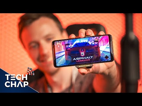Asus ROG Phone 2 Hands-On Review - The ULTIMATE Gamers Phone! | The Tech Chap