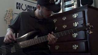 Taproot - Art - Bass Cover Video