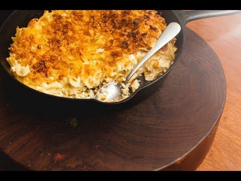 The Best Noodle Kugel Recipe | SAM THE COOKING GUY