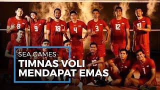 Penantian Timnas Voli Indonesia Raih Emas setelah Bekuk Filipina di SEA Games 2019