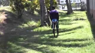 preview picture of video 'Bolow - Flic Arrière Et Salto Arrière Vrillé'