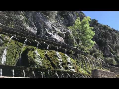 Fuente de los Cien Caños, Villanueva del Trabuco (Lieu Insolite)