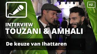 Touzani en Najib Amhali reageren op keuze van Mohamed Ihattaren