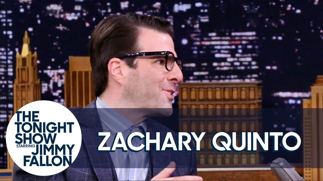 Zachary Quinto Gets Heckled During The Boys in the Band thumbnail