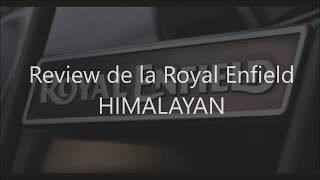 Caracteristicas Royal Enfield Himalayan Free Video Search Site