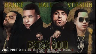 Estas Aquí (Dance Hall) - J Alvarez (Video)