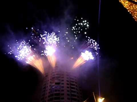 Ano Novo em Balneario Camboriu 2010/2011