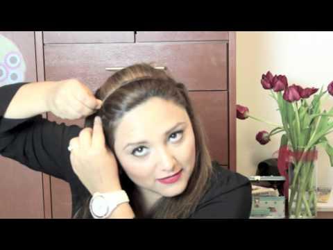 Peinados Faciles Fiesta Facilisimocom - Como-hacer-peinados-de-fiesta-faciles-paso-a-paso