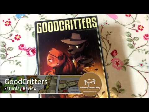 GoodCritters (Saturday Review)