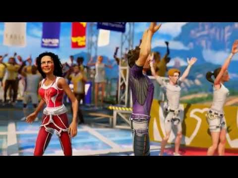 Kinect Sports Rivals: Launch Trailer thumbnail