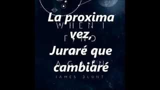 When I find love again lyrics (letra) Español