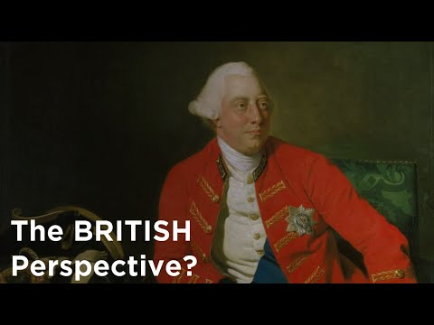 King George III and the American Revolution