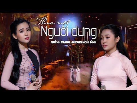 Thua Một Người Dưng - Quỳnh Trang & Dương Nghi Đình (Official MV)
