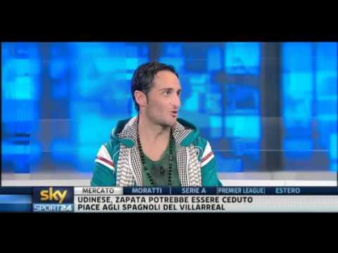 Preview video Simone Quintieri - intervista a Sky