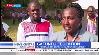Teachers stretched in schools as Gatundu North experiences shortage of teachers