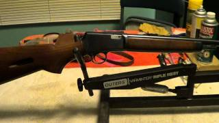 VR to mark3smle favorite caliber and gun Winchester model 63 .22LR