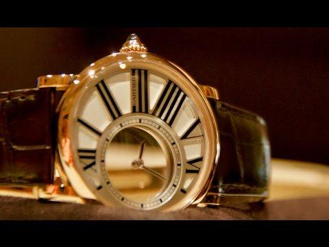 Review: Cartier Rotonde de Cartier Mystery Hour