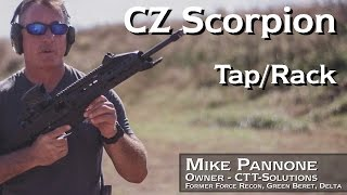 CZ Scorpion Tap/Rack with Mike Pannone