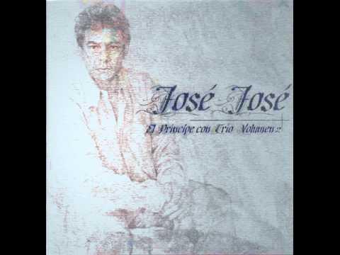 Jose Jose con trío - Del Altar a la tumba