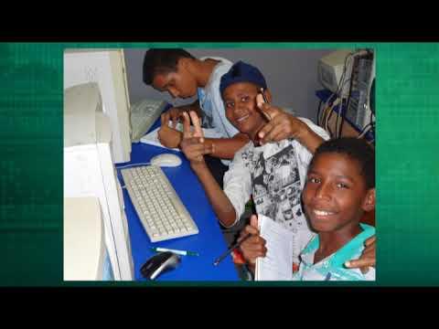 Projeto transforma lixo eletrônico em computadores para alunos
