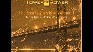 Tower Of Power - Don't Fight It - Live (1973) RARE