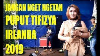 JANGAN NGET NGETAN /PUPUT TIFIZYA /IRLANDA  Live Ngasinan Kebonagung 2019