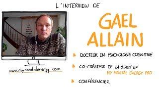 Vignette de Charge Mentale et Ergonomie Cognitive (interview de Gaël ALLAIN)