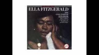 Ella Fitzgerald - Ev'ry Time We Say Goodbye