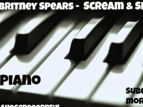 Wil.i.am & Britney Spears - Scream & Shout on the piano.