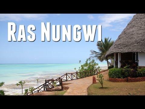 Video Ras Nungwi Beach Hotel - Luxury Relaxation in Zanzibar