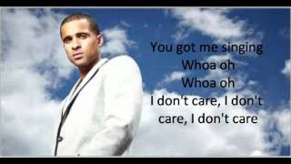 I Don't Care- JRDN Lyrics