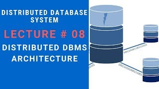 Distributed DBMS Architecture   - Lecture 08