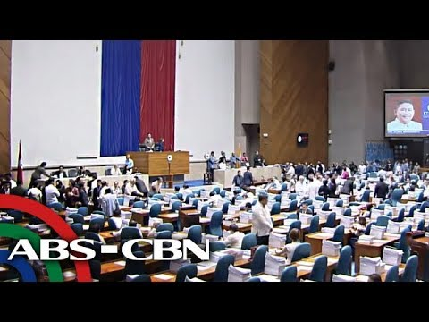 LIVE: Lawmakers vote on Mindanao martial law extension until end of 2019