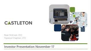 castleton-technology-ctp-investor-presentation-november-2017-09-03-2018